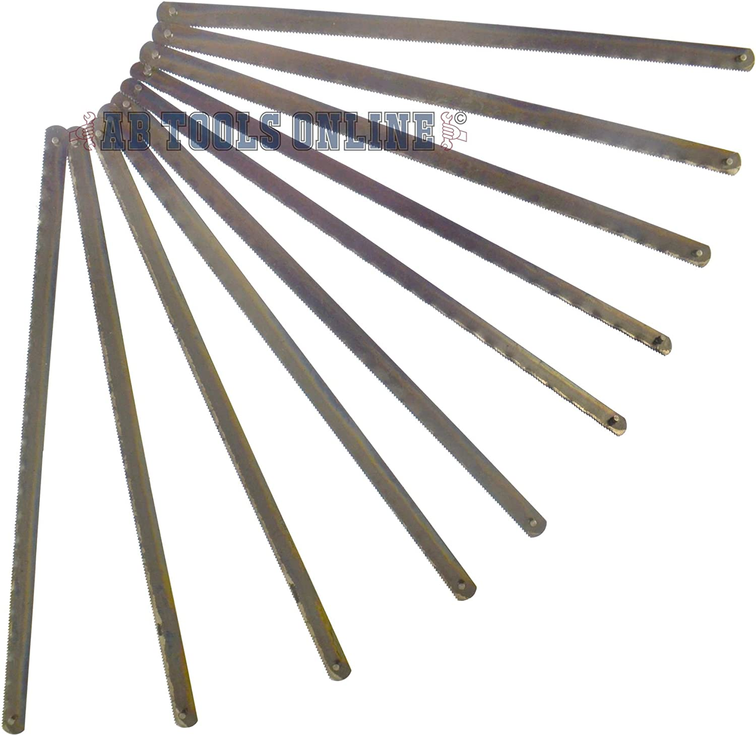 """5 or 10 Pack Of Junior Hacksaw Blades REPLACEMENT Blade 150MM 6/"""" INCH 1"""