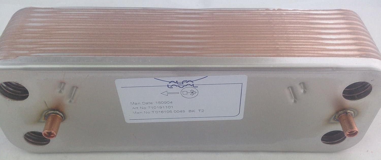 BAXI - Combi Instant 105, 80 & HE Heat Exchanger - 248723-7223558 - New
