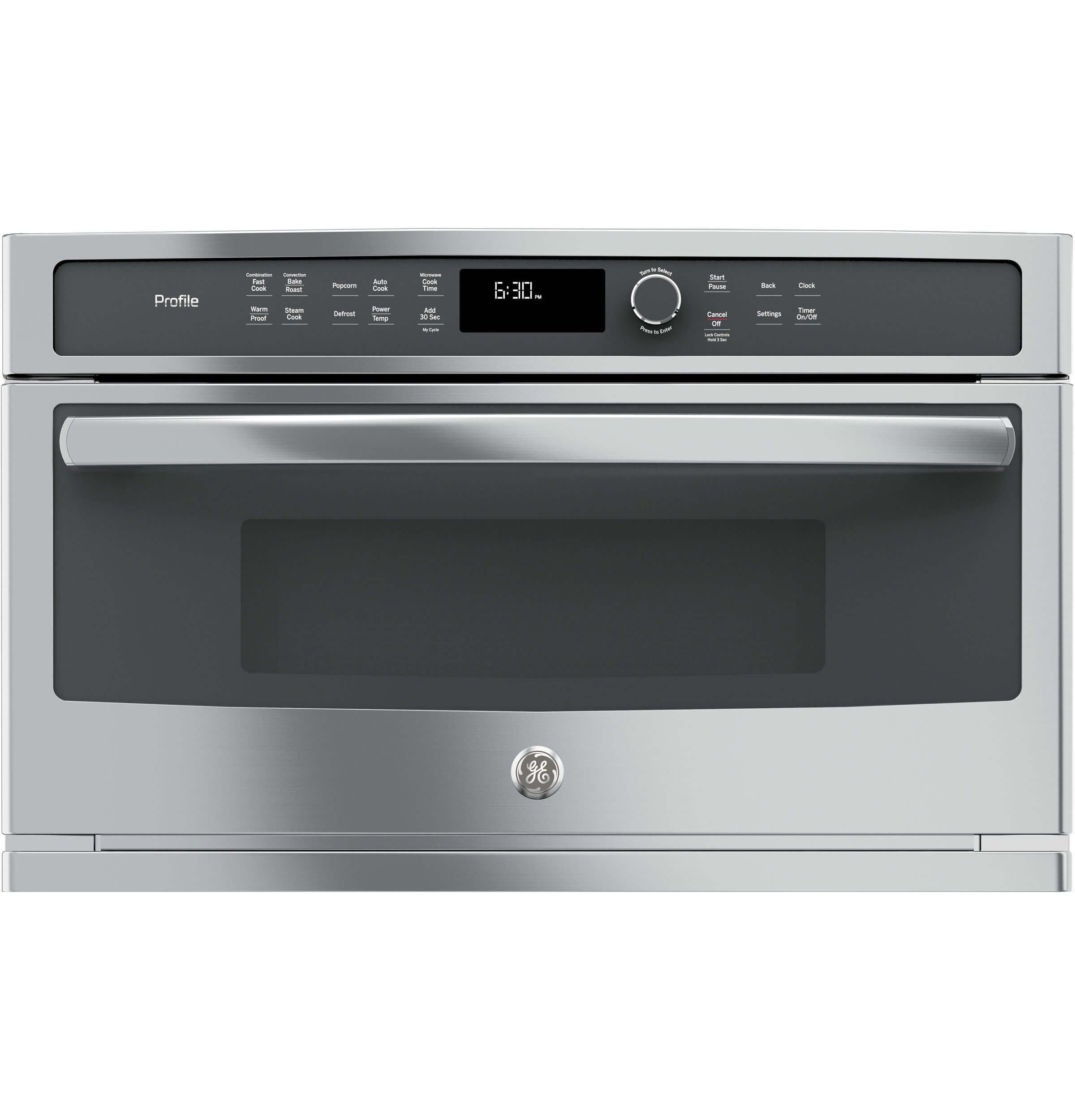 GE PWB7030SLSS Microwave Oven by GE