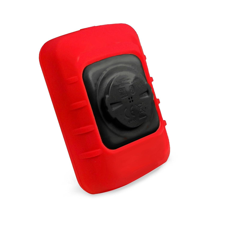Rogue Tuff-luv /Étui de protection en silicone et protecteur d/écran pour Wahoo Elemnt Mini GPS