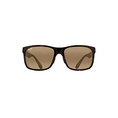 Maui Jim Warranty >> Amazon Com Maui Jim Red Sands H432 11t Polarized Black And Grey