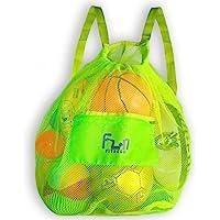 Bolsas y redes para balones de fútbol
