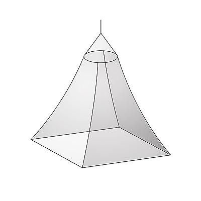Basic Nature Moustiquaire baldaquin classique, Mesh 225, 1433010