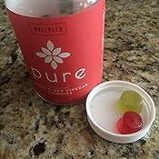 Amazon.com: Pure Apple Cider Vinegar Gummies - with Raw