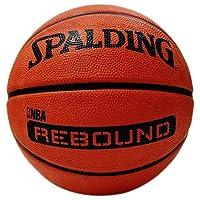 Spalding NBA Rebound Basketball, Size 7 (Brick)