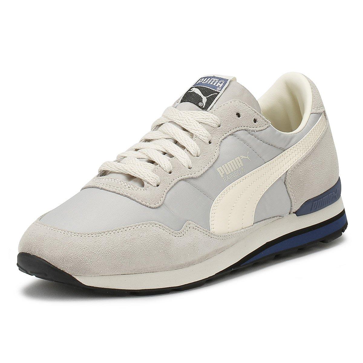 Puma Herren Grau/Indigo Rainbow SC Sneakers  44.5 EU
