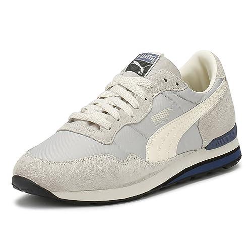 44d9971a1db1da Puma Mens Grey Indigo Rainbow SC Trainers  Amazon.co.uk  Shoes   Bags