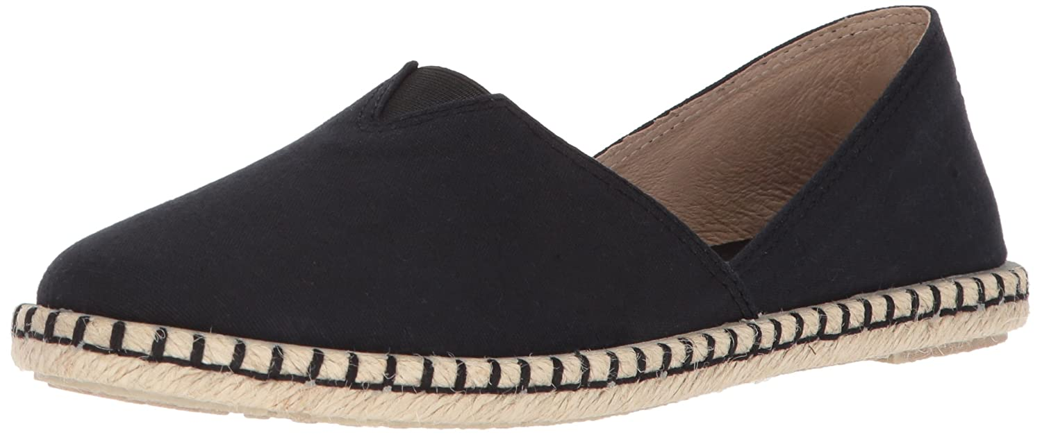 Skechers BOBS from Women's Bobs Day 2 Nite-Canvas Ballet Flat B074T5M45D 11 M US|Black/Black