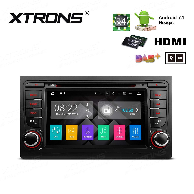 XTRONS® HDMI Android 7.1 Quad Core 7 Inch HD Digital: Amazon.co.uk:  Electronics