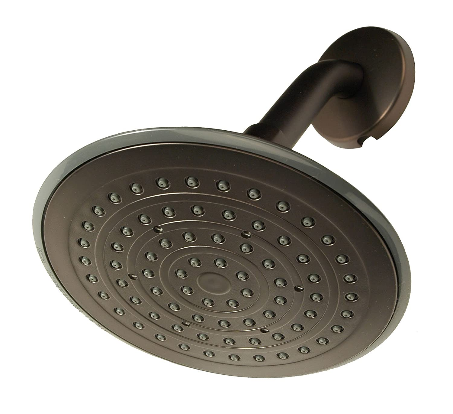 high-quality Shower Arm and Head, Oil Rubbed Bronze Finish - By Plumb USA