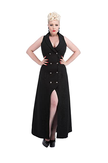 Steampunk Jacket | Steampunk Coat, Overcoat, Cape Hearts & Roses Gothic Waistcoat (Shipped from US and US Sizes) $78.88 AT vintagedancer.com