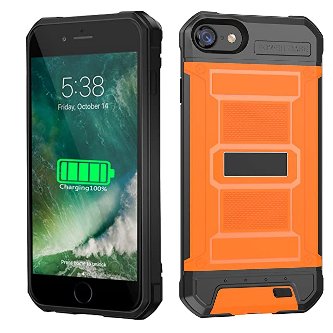 info for 55ce6 508d0 for iPhone 6 Plus Charging Case, Battery Case for iPhone 7 Plus/8 Plus,  Ultra Slim iPhone Backup Battery with 4200 mAh Capacity, Heavy Duty  Protection ...