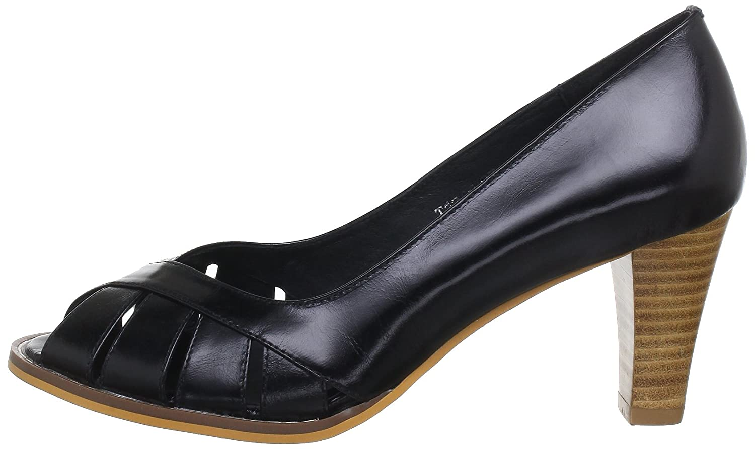 Sofie Schnoor Horse Oil Leather Open Toe T134C Damen Damen Damen Pumps 0be137