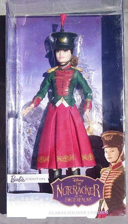 Amazoncom Barbie The Nutcracker And The Four Realms Clara Toy