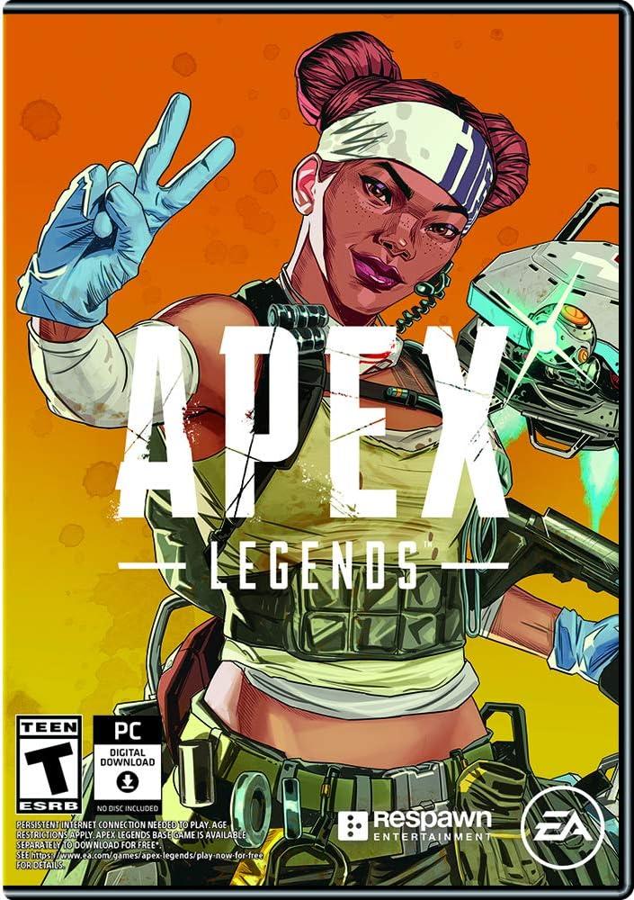 Amazoncom Apex Legends Lifeline Edition Pc Video Games