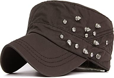 Studded Cadet Cap