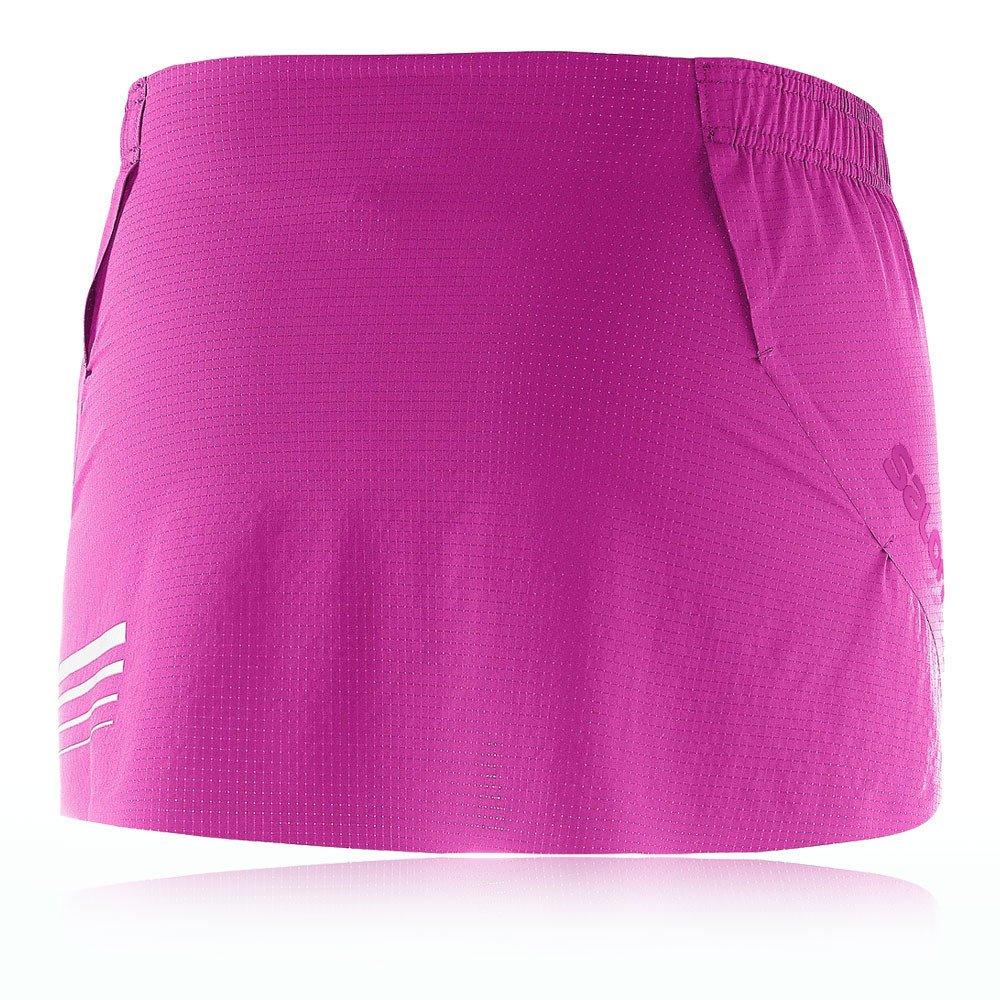 7c2a1e21a4046 Salomon S-Lab Light 4 Women's Running Skirt - AW17 - Large: Amazon ...