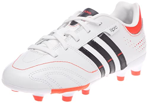 best authentic 8f8a4 9436a adidas 11 Nova TRX FG J, scarpe di calcio dei ragazzi-, Bianco (