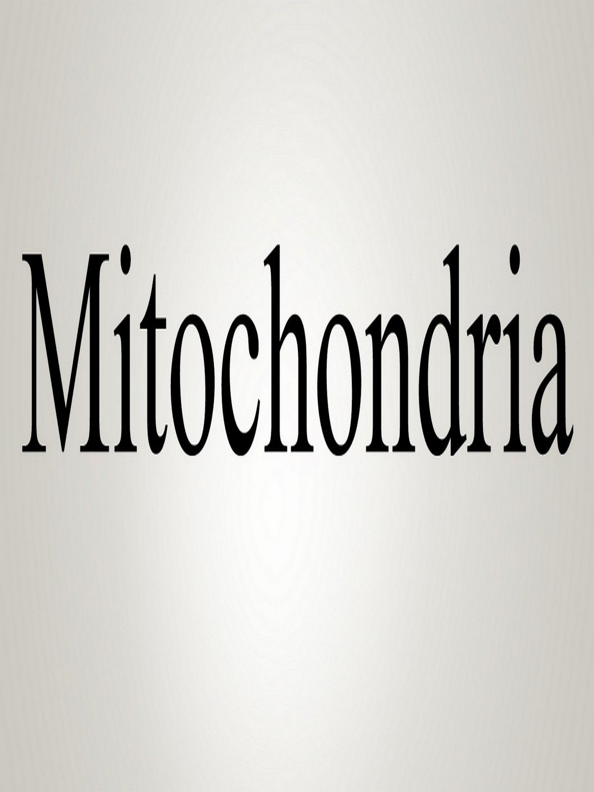 Watch How To Pronounce Mitochondria  Prime Video