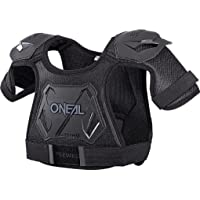 Oneal Pee Wee, Protecciones, Negro, XS/S (XS/SM)