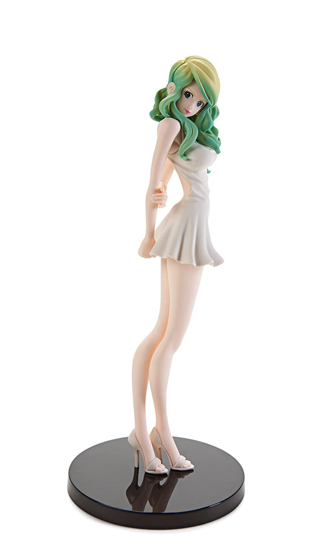 Lupin the Third Rebecca Rossellini White Ver. Groovy Baby S caliente  III PVC Figura