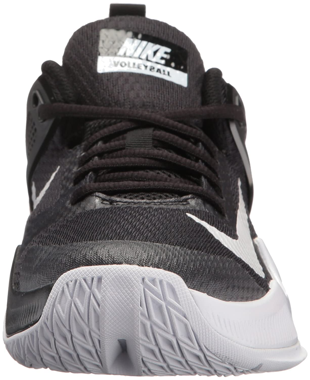 1706355c74871 Nike Women s Air Zoom Hyperace Volleyball Shoes Black White Size 11 M US   Buy Online at Low Prices in India - Amazon.in