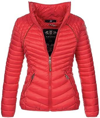 Premium Gesteppt Herbst Jacke Steppjacke Navahoo Damen B677 Übergangsjacke 7v6yYfgb