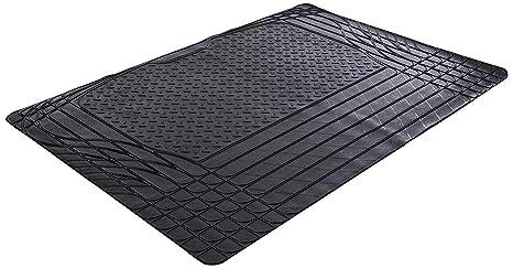 Waterproof BLACK Rubber Car Non-Slip Floor Mats Vauxhall Frontera
