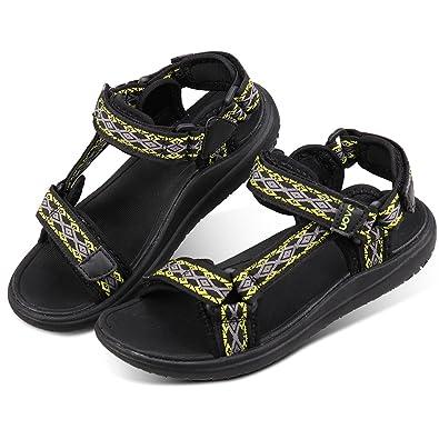 23352b3f64cd UOVO BoysUOVO Boys Sandals Hiking Outdoor Open-Toe Beach Sandals Kids  Summer Shoes (3