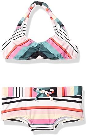 41a87644f Amazon.com  Billabong Big Girls  Sun Faded Crossback Swim Set  Clothing