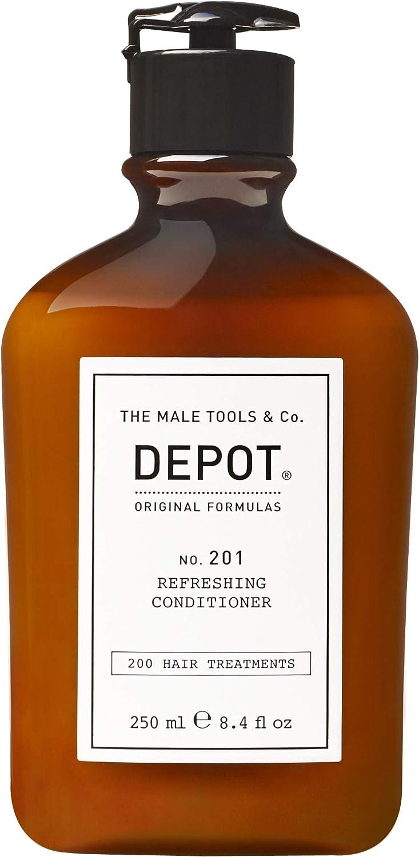 DEPOT NO. 201 REFREHING CONDITIONER CONDIZIONATORE IDRATANTE TONFICANTE 250 ML
