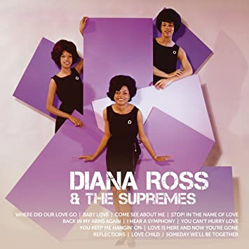 Icon Diana Ross The Supremes