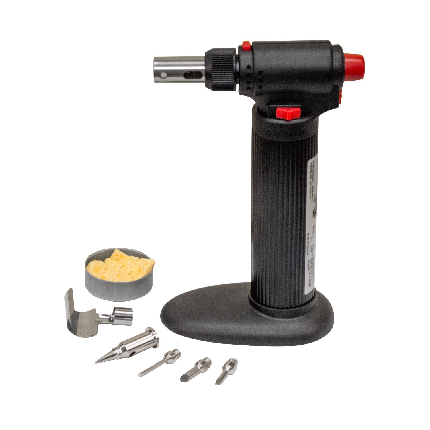 OEMTOOLS 24356 Professional 3-in-1 Butane Micro Torch Kit