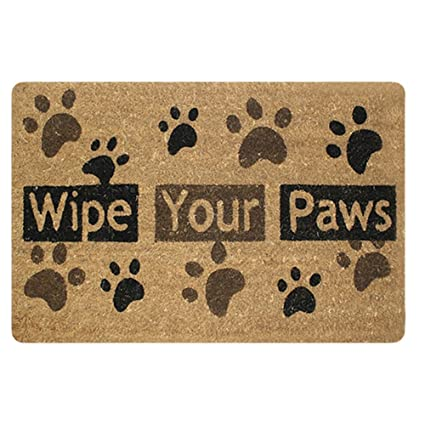 Amazon Com Xhsp Outside Rubber Shoe Doormat Front Door Outdoor