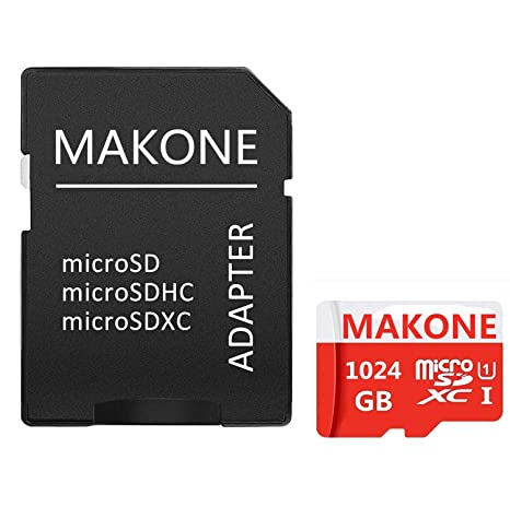 Amazon.com: MAKKEN 1TB Micro SD Card High Speed 1024GB ...