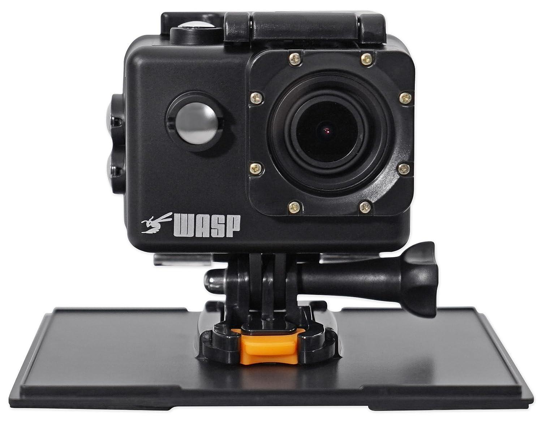 Waspcam 1080P Hd W/Wi-Fi Action Camera Cobra