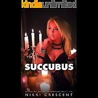 SUCCUBUS book cover