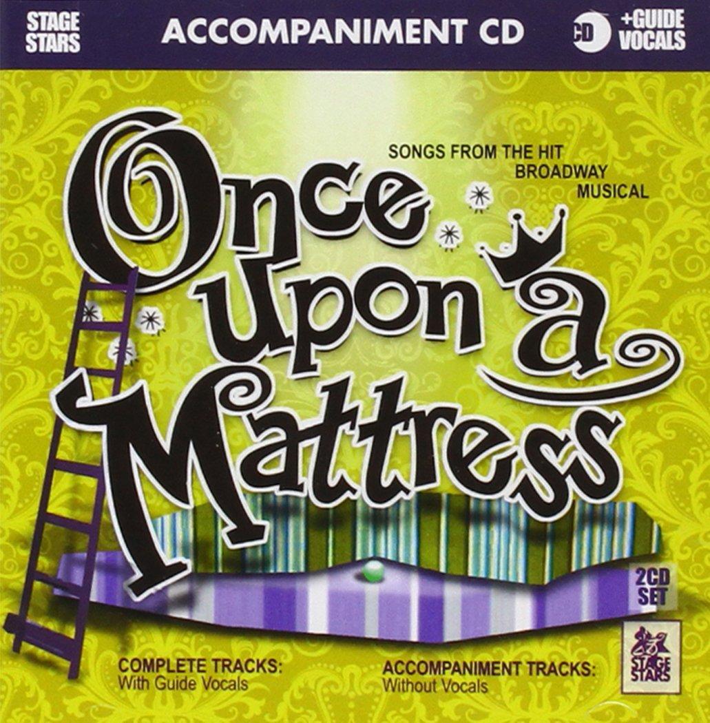 Various - Once Upon A Mattress Karaoke/Accompaniment CD - Amazon.com Music
