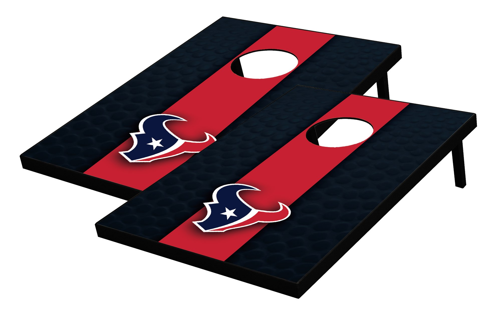 NFL Houston Texans Tailgate Toss Bean Bag Game Set, Medium