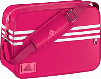 Image Unavailable. Image not available for. Colour  Adidas Enamel Small Bag  Pink 115ea26b13