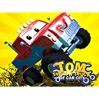 Tom the Tow Truck of Car City