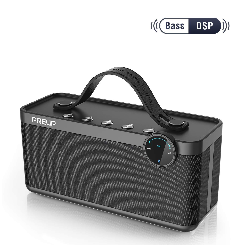 Altavoz portatiles Bluetooth, Altavoz de MP3 al Aire Libre,3 Altavoz con Trinity 2.1