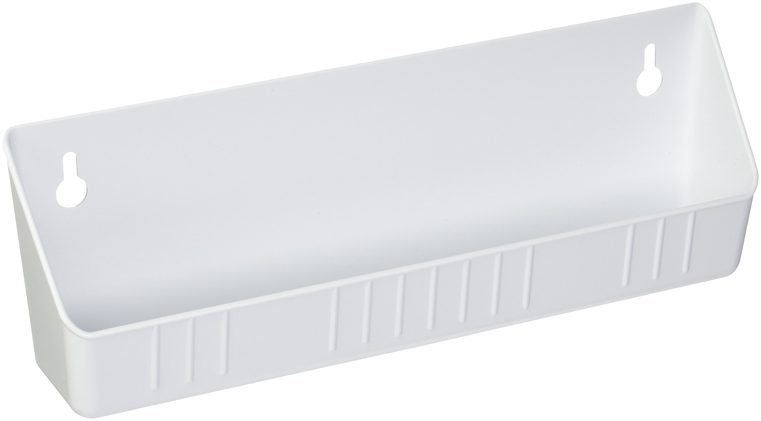 Rev-A-Shelf 6581 Sink Front Tray, Standard, White by Rev-A-Shelf