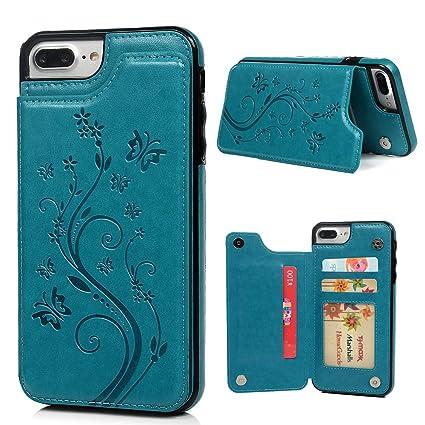 Amazon.com: Maviss Diary - Funda para iPhone 8 Plus, funda ...
