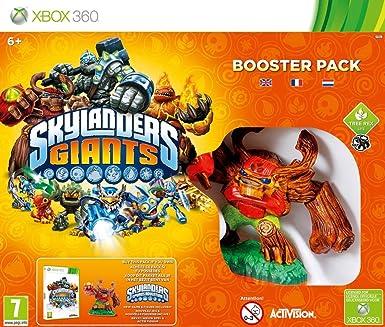 skylanders giants booster pack xbox 360 amazon co uk pc rh amazon co uk
