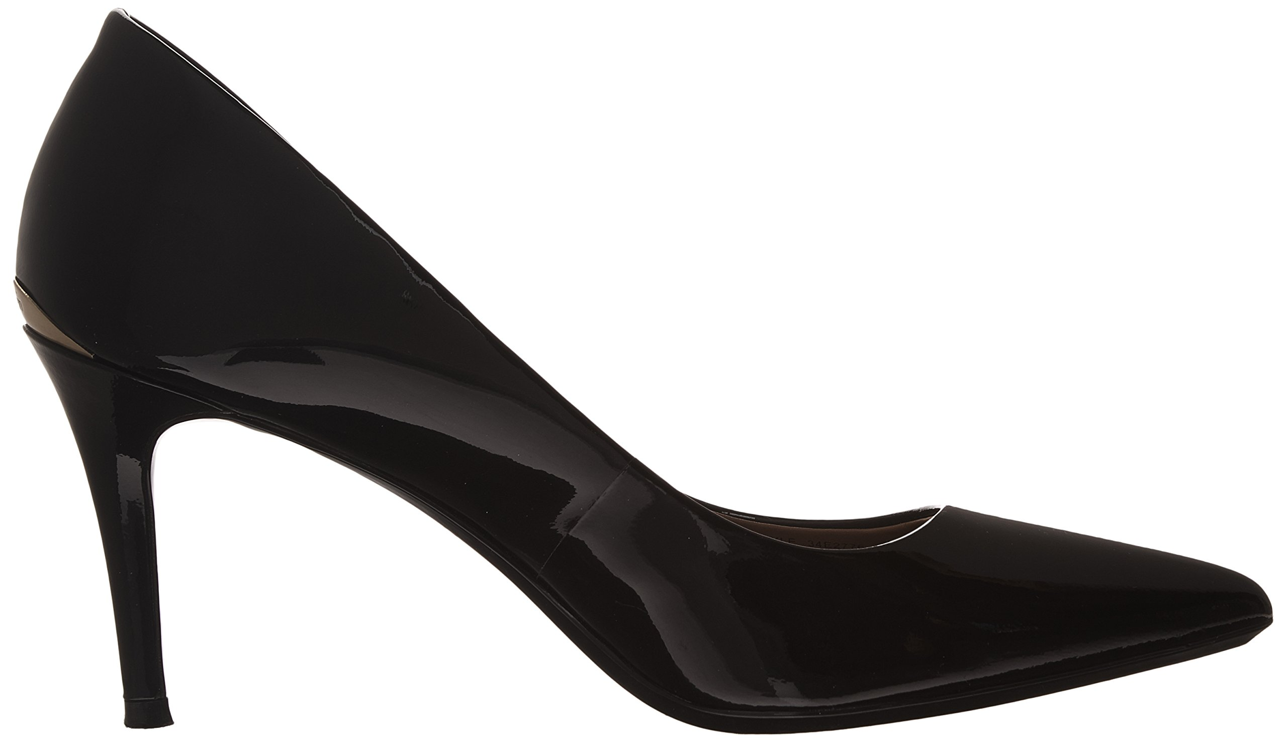 Calvin Klein Women's Gayle  Dress Pump,Black Patent, 7.5 M by Calvin Klein (Image #7)