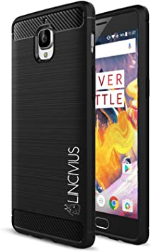Lincivius Funda Oneplus 3, [TPU Brushed], Carcasa One Plus 3 Funda ...