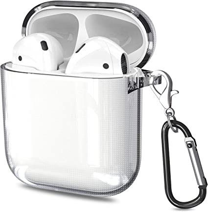 Amazon Com Elegant Choise Airpod Case Cover Airpods Case Clear
