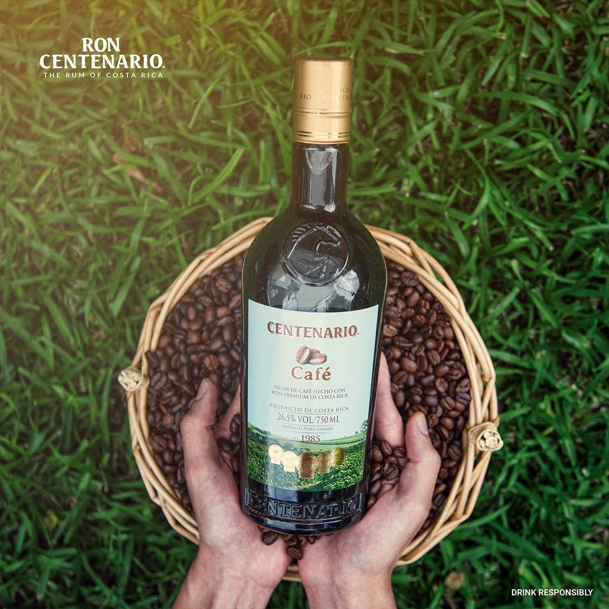 Ron Centenario Licor de Ron Café - 700 ml