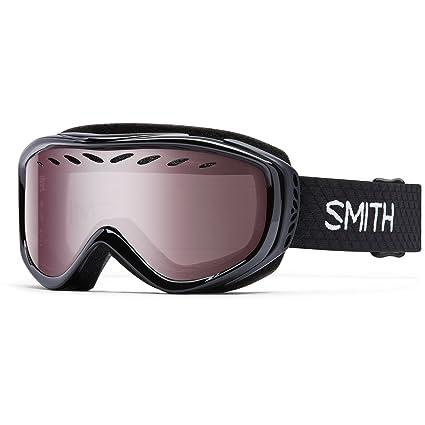 ae55ba89e6 Smith Optics Transit Women s Airflow Series Snow Snowmobile Goggles Eyewear  - Black Ignitor Mirror